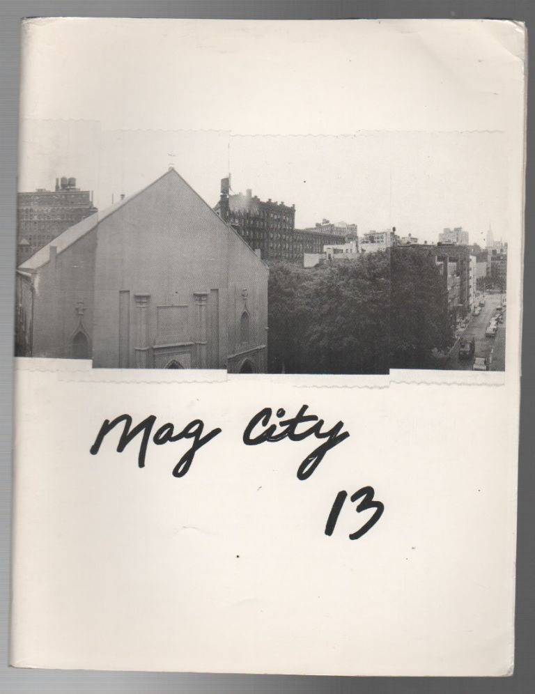 MAG CITY 13. Michael SCHOLNICK, Gregory Masters, Gary Lenhart.