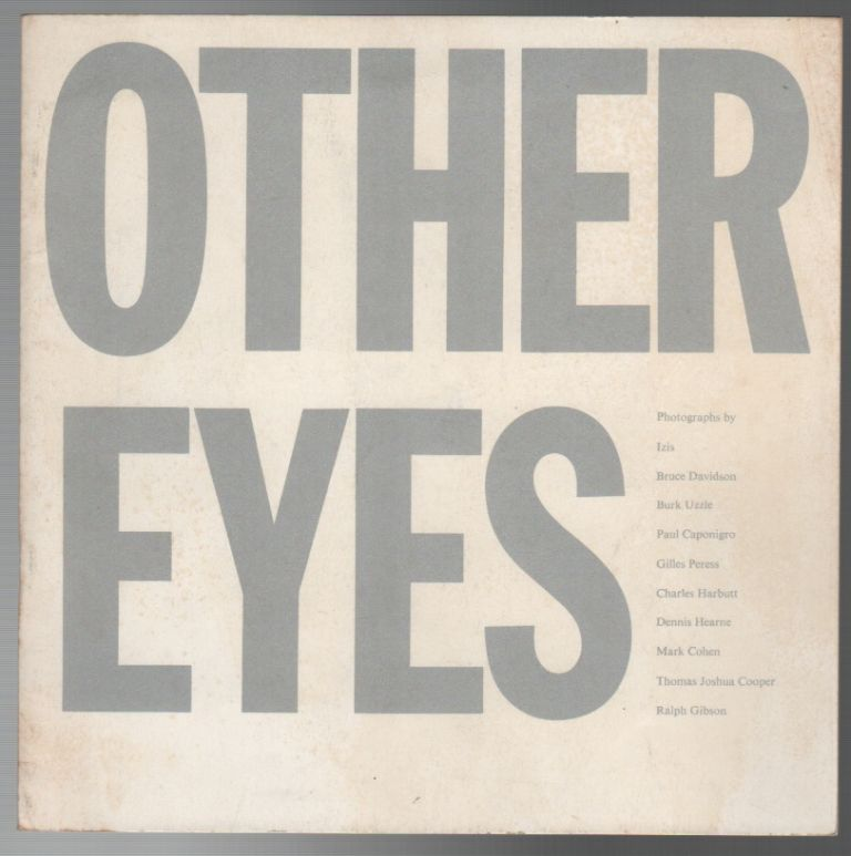 OTHER EYES. Peter TURNER.