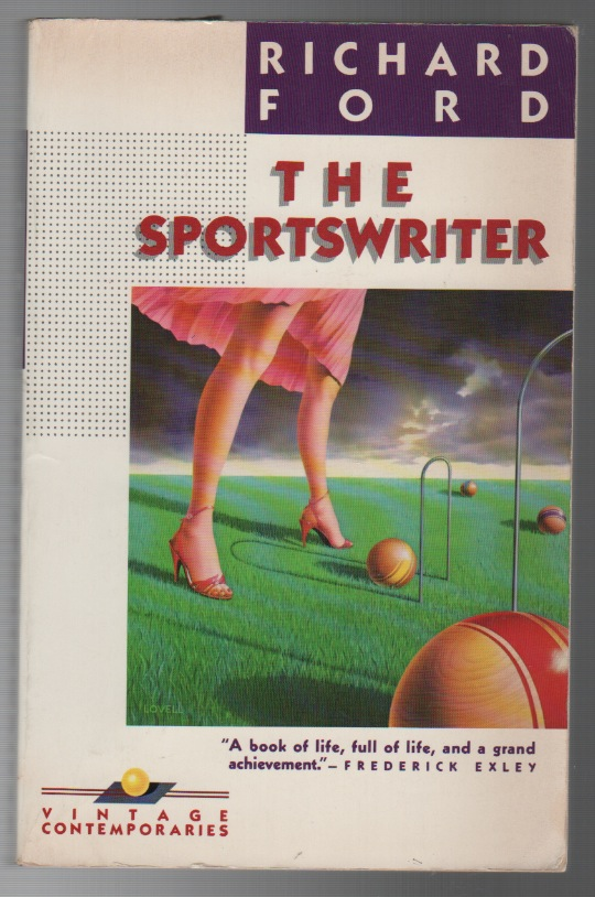 THE SPORTSWRITER. Richard FORD.