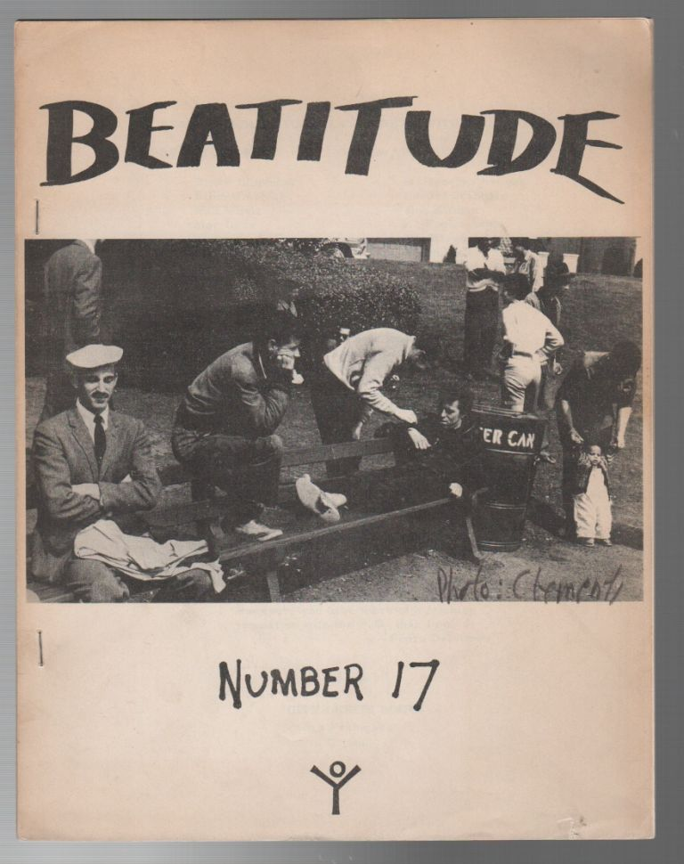 BEATITUDE #17 (Oct-Nov 1960). Beat Literature, Mimeo Revolution.