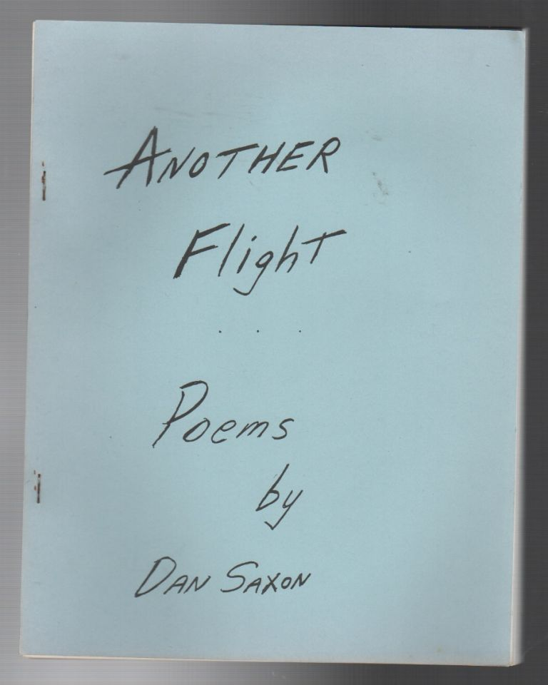 ANOTHER FLIGHT. Dan SAXON.