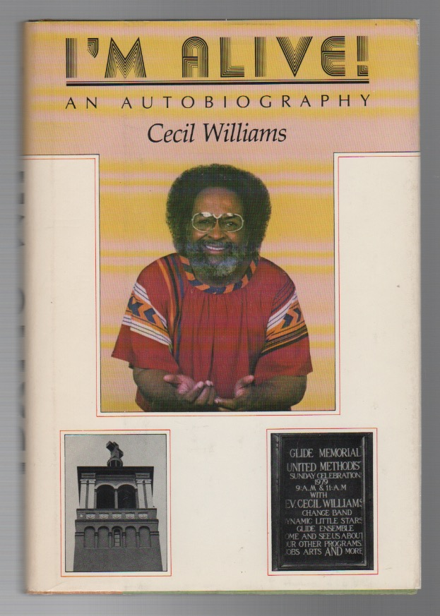 I'M ALIVE! An Autobiography. Cecil WILLIAMS.