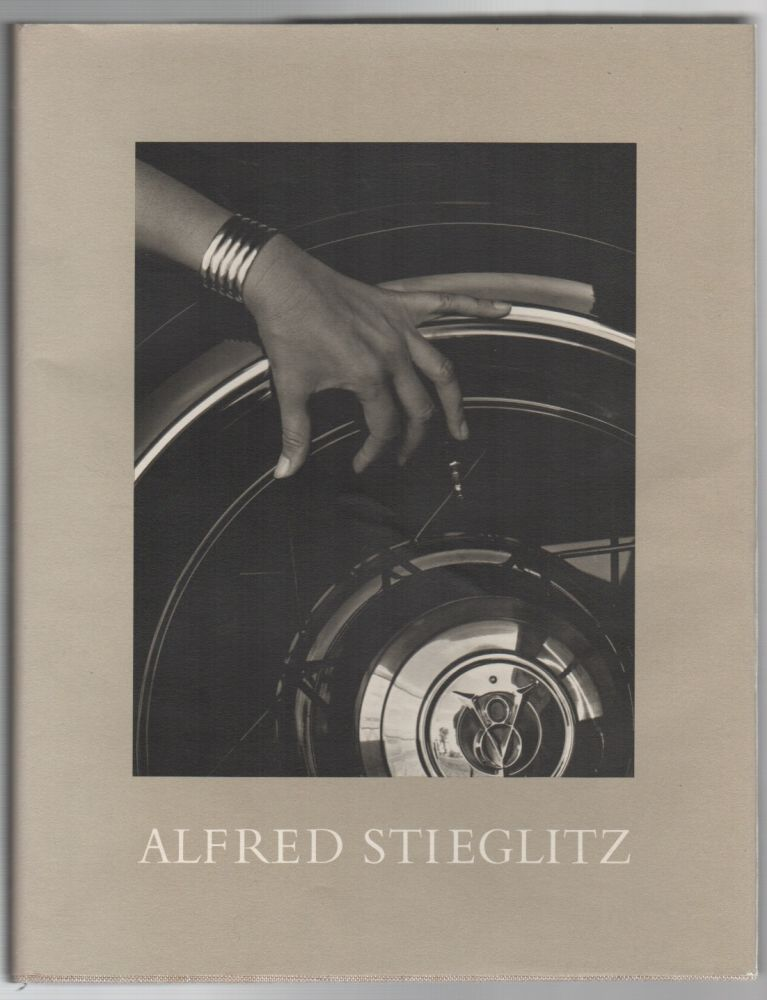 ALFRED STIEGLITZ: Photographs & Writings. Alfred STIEGLITZ, Sarah Greenough.