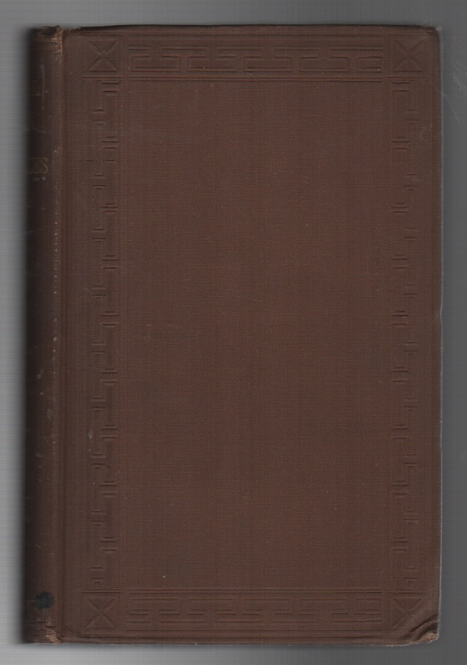 THE FINANCIAL HISTORY OF THE UNITED STATES FROM 1789 TO 1860. Albert S. BOLLES.