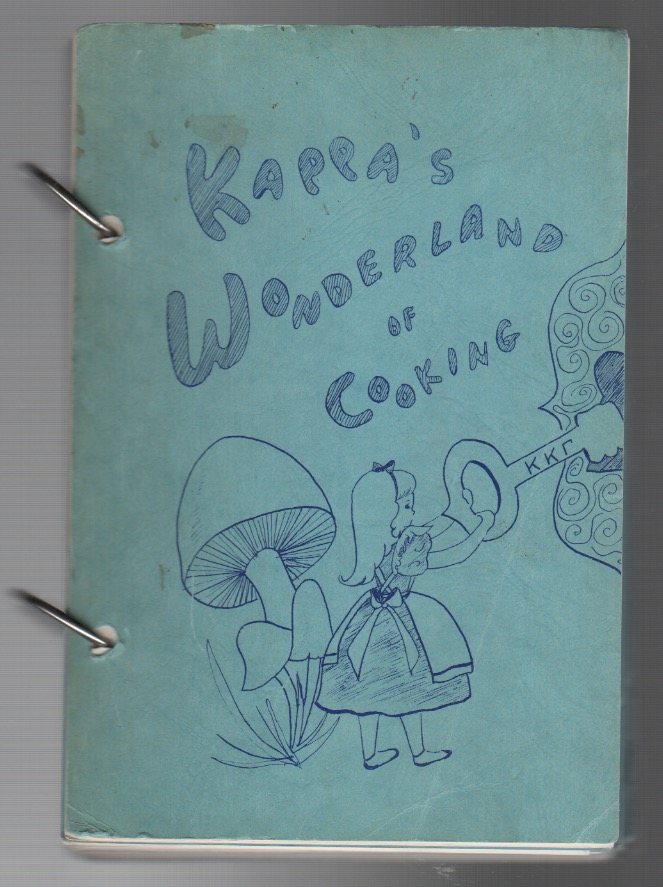 KAPPA'S WONDERLAND OF COOKING. Carol CLARKE.