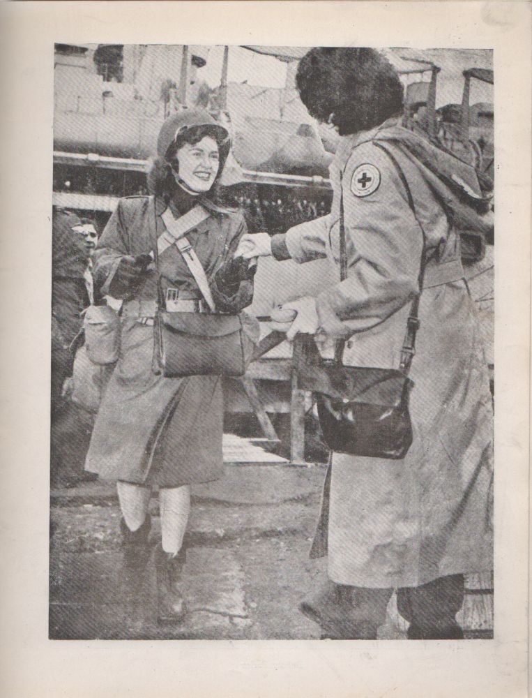 AS YOU WERE: A Book Of, By, and For the Women of the 2629 WAC Battalion. Virginia W. DORRELL.