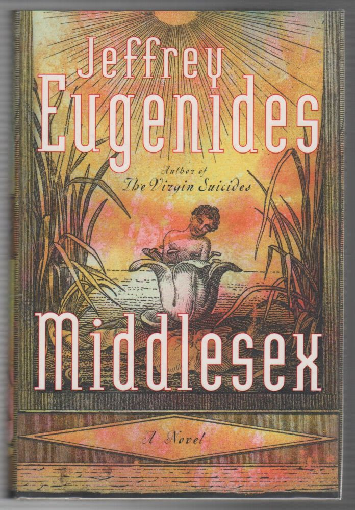 MIDDLESEX. Jeffrey EUGENIDES.