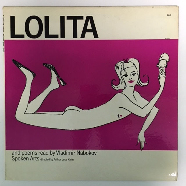 LOLITA: And Poems Read by Vladimir Nabokov. Vladimir NABOKOV.