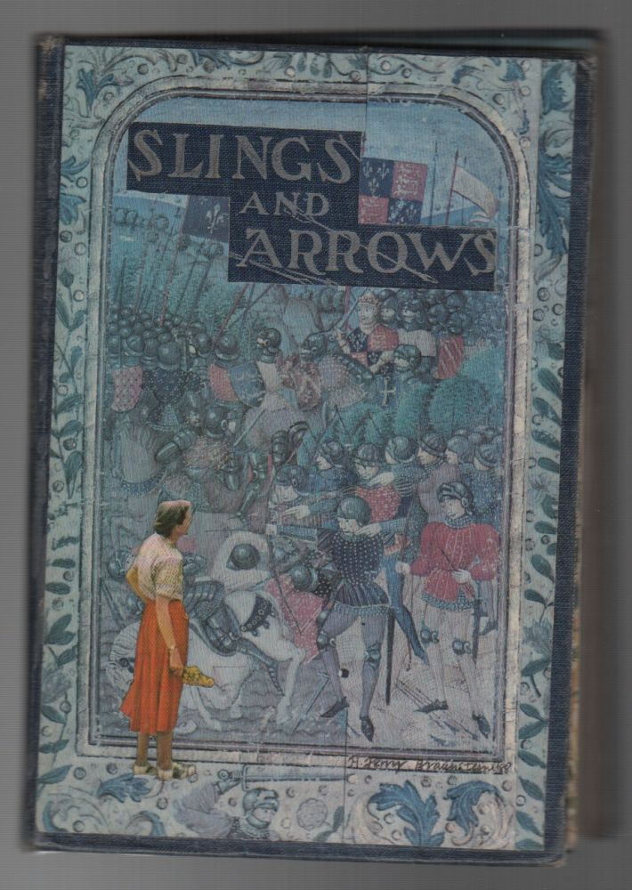 SLINGS AND ARROWS. Terry BRAUNSTEIN, elen.