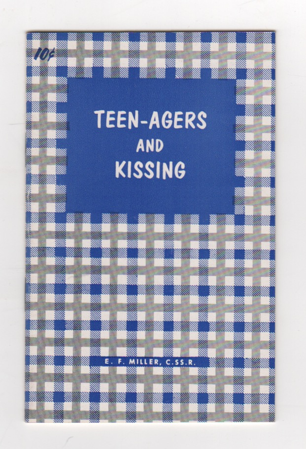 TEEN-AGERS AND KISSING. F. MILLER, rnest.