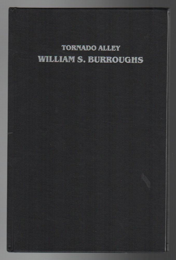 TORNADO ALLEY. William S. BURROUGHS.