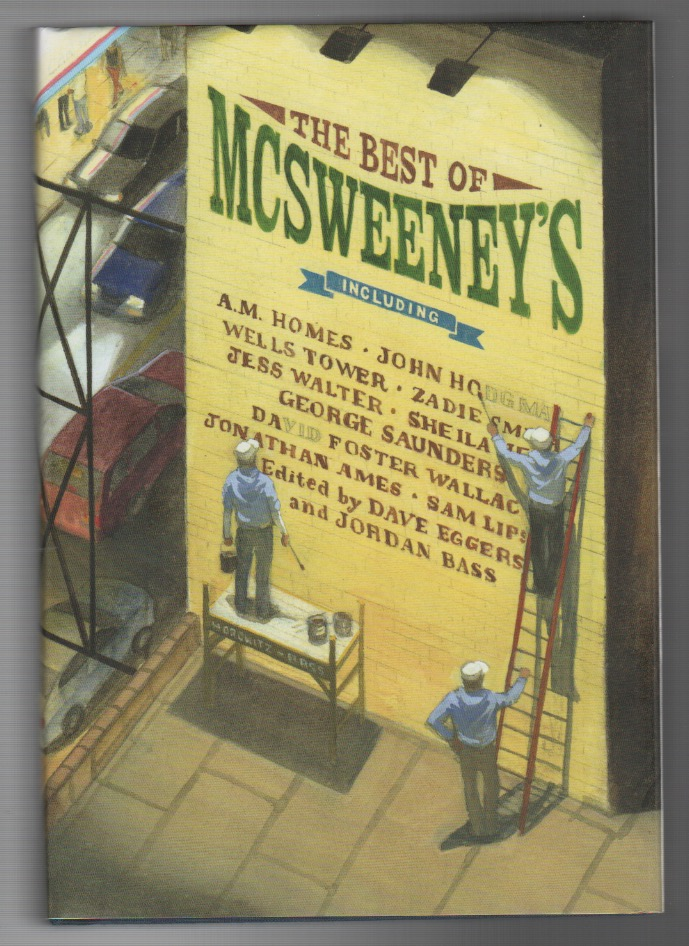 THE BEST OF MCSWEENEYS (Deluxe Edition). Dave EGGERS, Jordan Bass.
