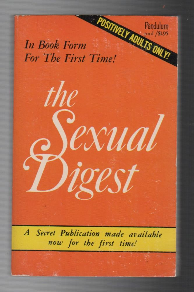 THE SEXUAL DIGEST. Leroi F. MILLER, Introduction.