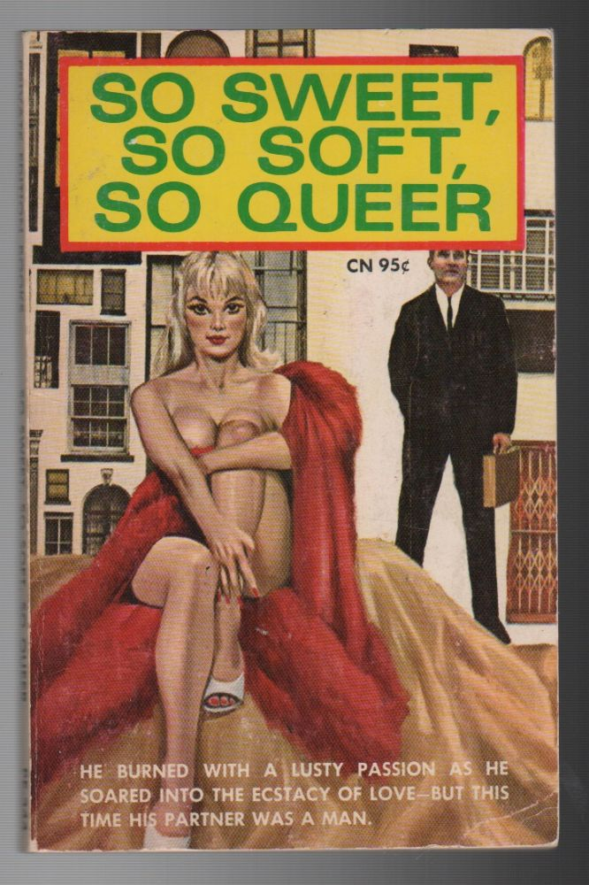 SO SWEET, SO SOFT, SO QUEER. Victor JAY, pseud. Victor Banis.