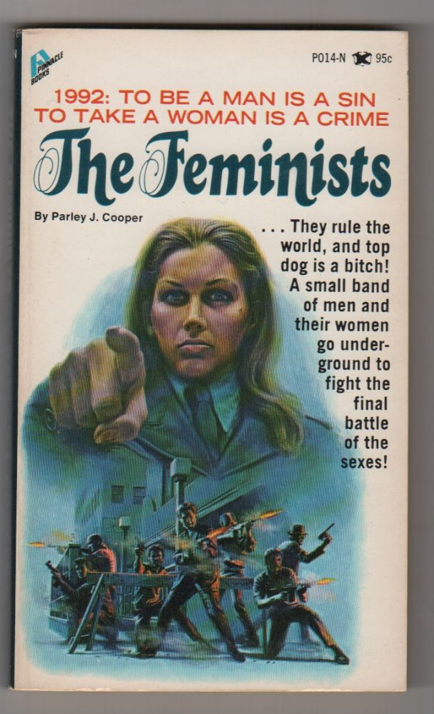 THE FEMINISTS. Parley J. COOPER.