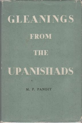 GLEANINGS FROM THE UPANISHADS