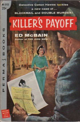 KILLER'S PAYOFF. Ed MCBAIN, Evan Hunter