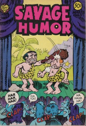 SAVAGE HUMOR #1. Barry SIEGEL, Bruce Simon