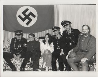 Two Original Photos of American Nazis