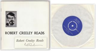 ROBERT CREELEY READS
