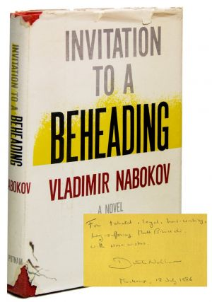 INVITATION TO A BEHEADING