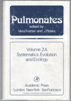 Pulmonates: Volume 2A - Systematics Evolution and Ecology