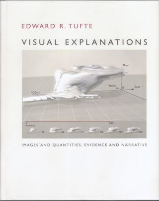 VISUAL EXPLANATIONS: Images and Quantities, Evidence and Narrative. Edward R. TUFTE