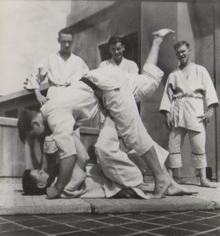 Original Judo Teaching Materials