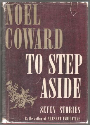 TO STEP ASIDE: Seven Stories