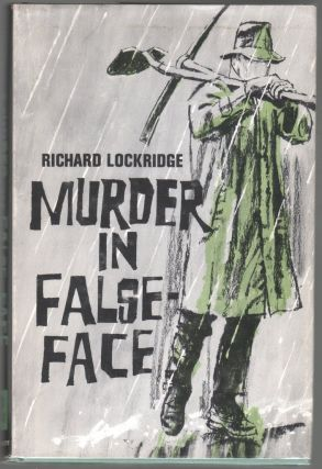 MURDER IN FALSE-FACE