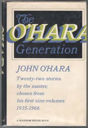 THE O'HARA GENERATION