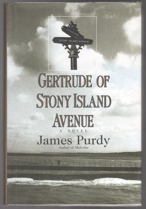 GERTRUDE OF STONY ISLAND AVENUE: A Novel