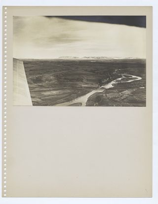 [Collection of Aerial Photographs Taken With an Early Leica Camera]