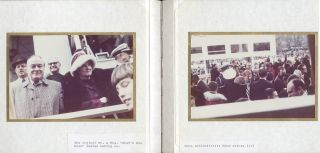 1973 PRESIDENTIAL INAUGURATION [Cover Title]