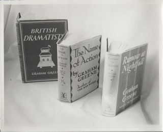 Research and Publication Archive of GRAHAM GREENE: A Bibliography and Guide to Research