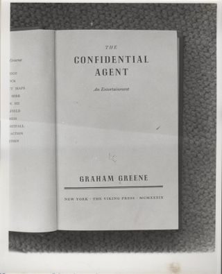 [Research and Publication Archive of GRAHAM GREENE: A Bibliography and Guide to Research]