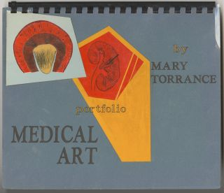 MEDICAL ART PORTFOLIO [Cover Title
