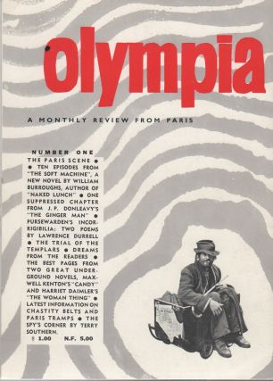 OLYMPIA: A Monthly Review from Paris [Number One