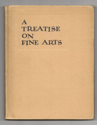 A TREATISE ON FINE ARTS