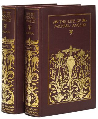 LIFE OF MICHAEL ANGELO [Complete in Two Volumes]