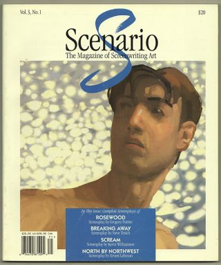 SCENARIO: The Magazine of Screenwriting Art; Volume 3, Number 1