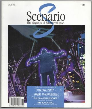 SCENARIO: The Magazine of Screenwriting Art; Volume 4, Number 1
