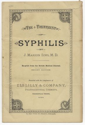 THE TREATMENT OF SYPHILIS