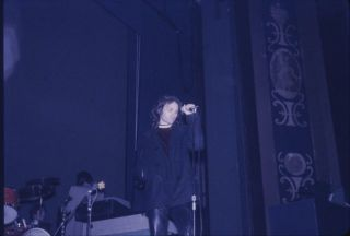 [Collection of Color Transparency Slides of Jim Morrison]