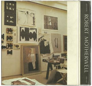 ROBERT MOTHERWELL [Publisher's Dummy Copy