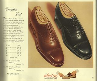 MASON SHOES: Fall and Winter 1952-1953 [Cover Title - Illustrated Product Catalog]