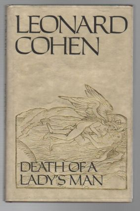 DEATH OF A LADY'S MAN. Leonard COHEN