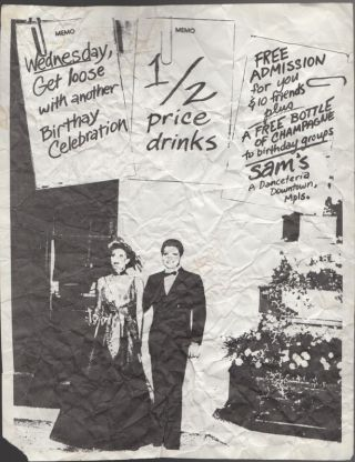 [Collection of Five Early Holograph Set-Lists and Flyers]