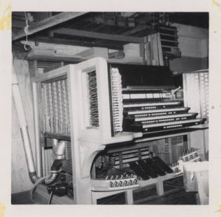 [Photograph Scrapbook Album of Dorothy Welsh, Employee of Schantz Organ Company: 1951-1990]