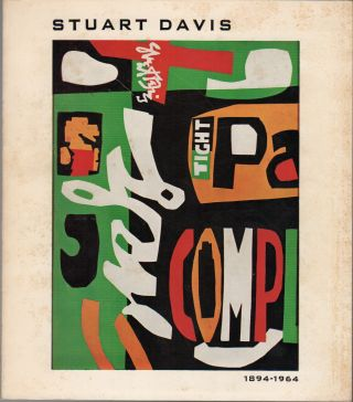STUART DAVIS MEMORIAL EXHIBITION: 1894-1964